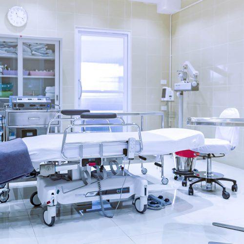 medical procedure room