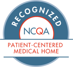 National Committee for Quality Assurance award for Patient Centered Medical Home