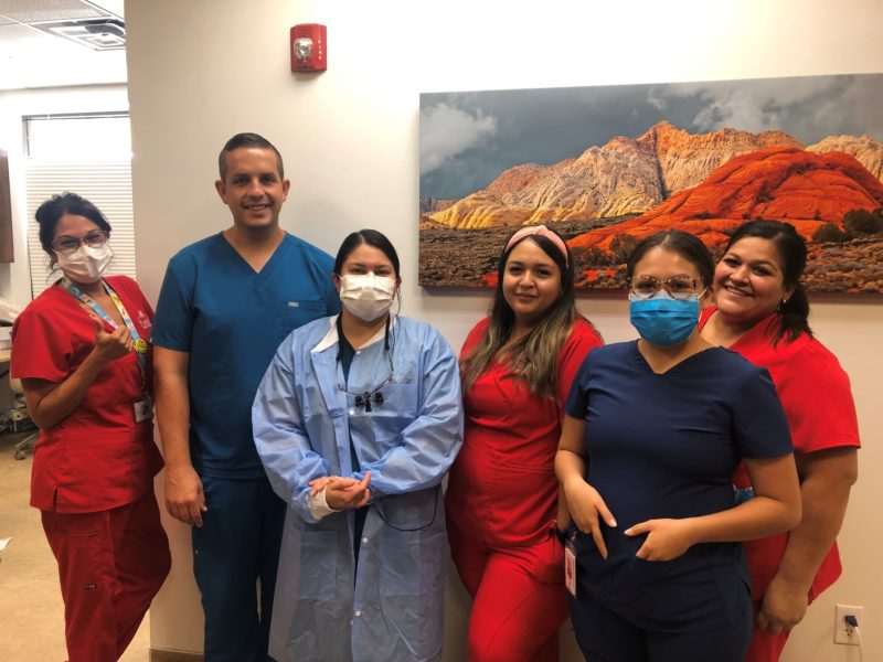 photo of the dental team at the St George Dental Clinic